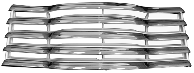 Chevy Truck Chrome Grill on Gmc Truck Parts Diagram