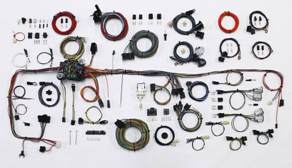1983 Gmc Truck Classic Update Wire Harness Kit