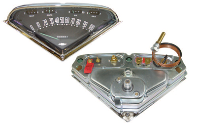 55 9276 M_New product release 1955 1959 chevrolet pickup truck gauge cluster with mechanical,1957 Chevy Gauge Wiring
