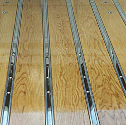 1947-1953 Bed Strip Set Stainless Steel (Polished) - GM Truck