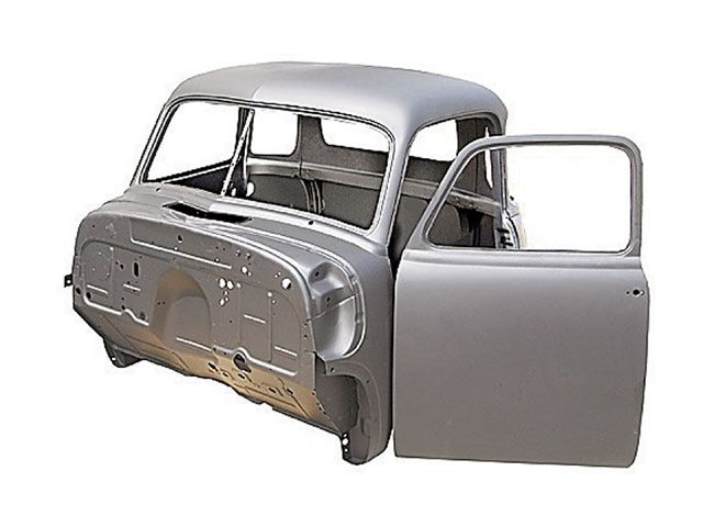 1947 1950 Cab Assembly Gm Truck Includes Door Shells And