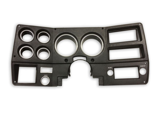1981-1987 Chevrolet & GMC Pickup Truck Dash Bezel With Air Conditioning - GM Truck
