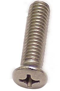 1947-1972 Mirror Arm Screw Kit. (3pc)