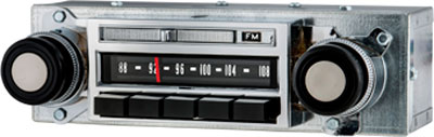 1970-72 Chevy truck radio