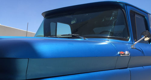 1960-1963 Chevrolet & GMC Pickup Truck Tinted Windshield - GM Truck
