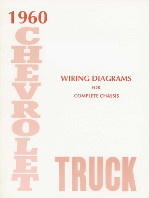 1960 wiring diagram booklet chevy truck cheapraybanclubmaster Image collections