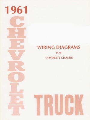 1961 wiring diagram booklet chevy truck asfbconference2016 Gallery