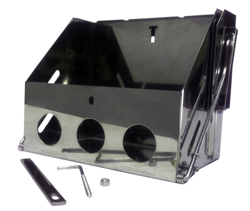 Stainless Steel Battery Drop Down Box - Universal  sc 1 st  Classic Chevy Truck Parts - GMC Truck Parts - Tuckers Classic Auto ... & Classic Chevy Truck Parts - GMC Truck Parts - Tuckers Classic Auto ... Aboutintivar.Com