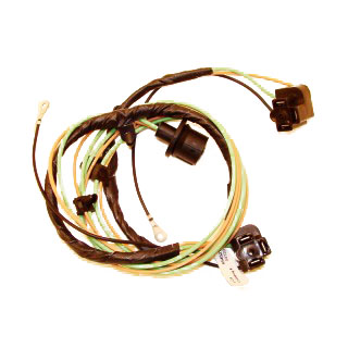 1963-1966 Headlight Wire Harness - Chevy TruckTuckers Classic Auto Parts