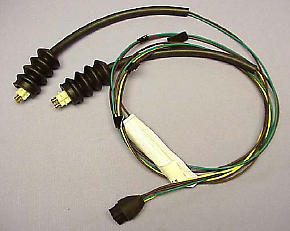 67 gmc wiring harness 1962 1966 tail light wire harness american autowire  1962 1966 tail light wire harness