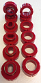 1981-1987 Cab Mount Bushing Kit - GM Truck
