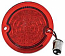 1954-1959 Taillight lens Red L.E.D. - GM Truck