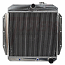 1955-1959 Chevrolet Truck Aluminum Radiator, Automatic Transmission - GM Truck