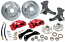 1960-1962 Big Brake Wheel 6x5.5 6 Lug Drop Kit