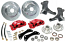 1960-1962 Big Brake Wheel 5x5-5 Drop Kit