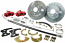 1963-1966 Rear Big Brake 5 Lug Kit