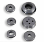 1947-1949 Firewall Grommet  6 Piece Set Chevy / GMC