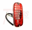 1962-1966 Chevrolet & GMC Truck Fleetside Tail Light Assembly Right Hand (Passenger Side) - GM Truck