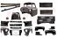 1955-1956 Sheet Metal Complete Body Kit -  Chevrolet/GM Truck