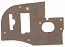 1969-1972 Driver Side Fire Wall Pad - GM Truck