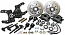1963-1972 8 Lug Disc Brake Conversion Kit - GM Truck