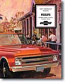 1967 Accessories Color Brochure - GM Truck