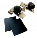 1952-1973 Vent Window Lock Set  Set (2pc)