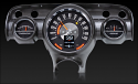 1957 Chevrolet Car RTX Instrument Gauge Cluster