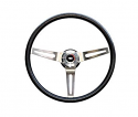 1967-1972 Chevrolet GMC Pickup Truck Black Comfort Grip Steering Wheel
