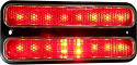 1968-1972 Chevy & GMC Pickup Truck Rear Red LED Side Marker