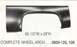 1973-1987 Rear Wheel Arch (RH) - GM Truck