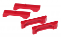 Radiator Retainer Pads Set BB Polyurethane 1973 -1987