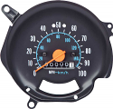 1973-1979 Speedometer Head New Reproduction - GM Truck