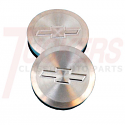 1940-1966 Aluminum Bed Hole Plugs - GM Truck