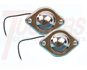 Rear roll pan tag lights - Universal