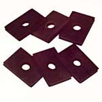 1947-1987 Bed mounting pads 6pcs. - GM Truck