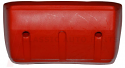 1967-1971 Arm Rest Original Style Red - GM Truck