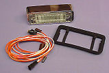 1967-1972 Cargo Light Kit (shown with harness) - GM Truck