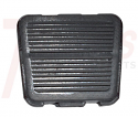1967-1972 Parking Brake Pad Deluxe Ribbed Pattern - GM Truck
