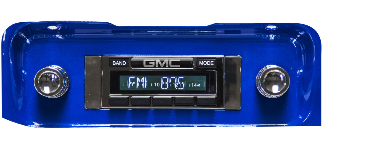 1964-1966 GMC Truck Radio USA630