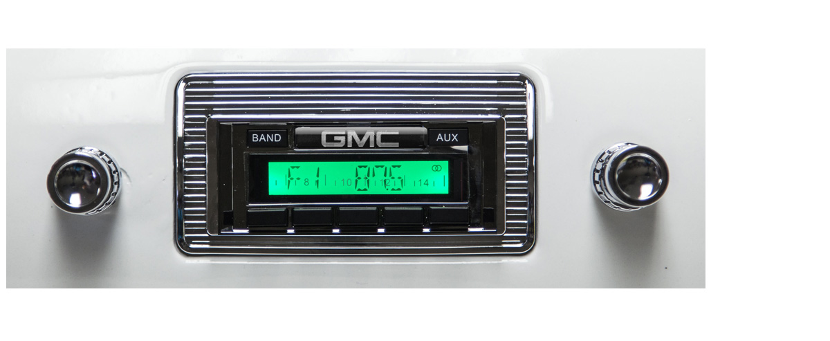 1947-1953 GMC Truck Radio USA230