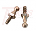 Gas Pedal Mounting Ball Studs Set