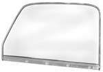 1947-1950 Door Glass Assembly RH (Clear)