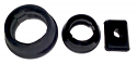 1960-1966 Firewall Grommets 3 pcs Kit  - Chevy/GM Truck