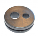 1967-1972 Firewall Grommet A/C Lines 2 Hole - GM Truck