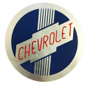 """1953 """"CHEVROLET"""" Heater Box Decal - Chevy Truck"""