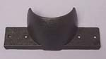 1973-1977 Instrument Bezel Lower Cap Plastic - GM Truck