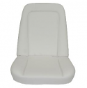 1967-1968 Bucket Seat Foam (does 1 seat) Front - GM Truck