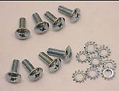 1952-1963 Chevrolet & GMC Door Striker Screw Set