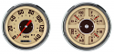 1947-1953 GMC Pickup Truck Classic Instruments OE Gauge Package